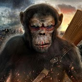 Life of Apes Jungle Survival