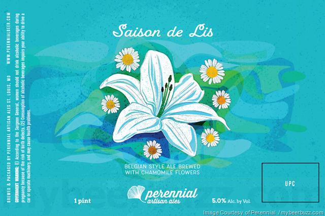 Perennial Artisan Ales - Saison de Lis