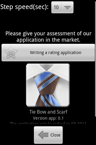 To tie a tie and a bow. Lite- screenshot
