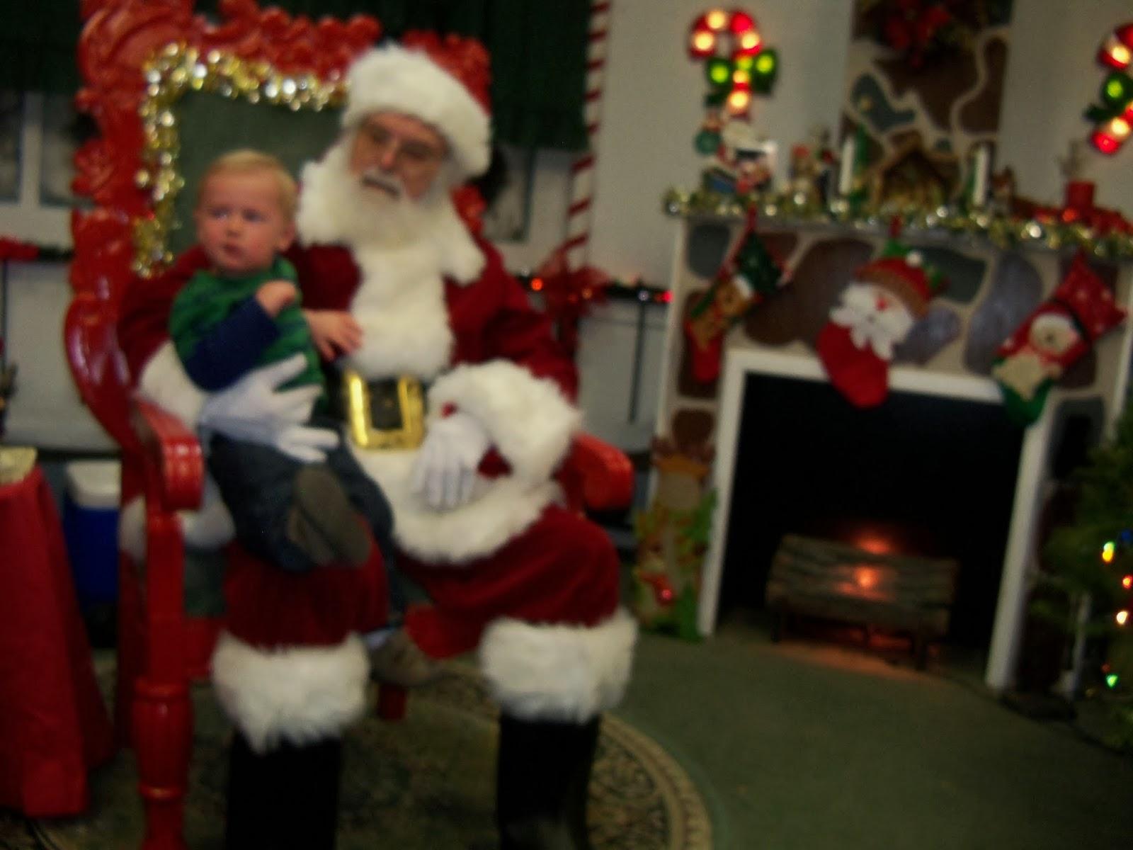 Visiting Santa - 115_9136.JPG