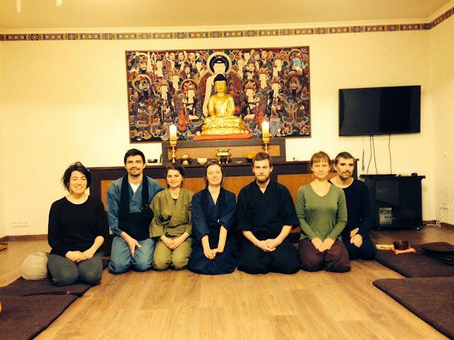 Церемония, посвященная уходу Будды Шакьямуни в Паринирвану - IMG_0962.JPG