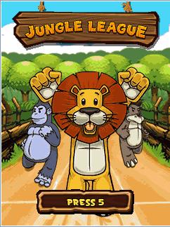 Jungle League [By Zed Mobile] JL1