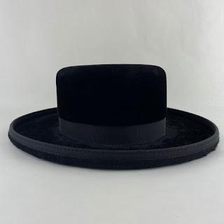 Belmonti Hasidic Hat
