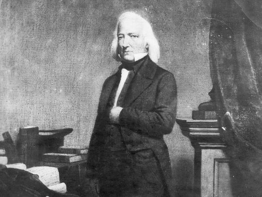 Daniel S. Dickinson: War Democrat