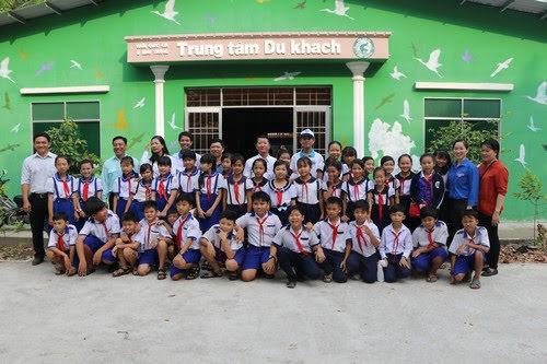 Vườn quốc gia U Minh Thượng, sinh hoạt ngoại khóa