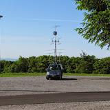 K8GP / Rover - FN00RG (looking S) - ARRL June VHF 2014