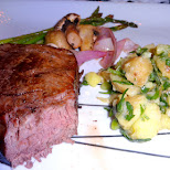 epic steak and potato salad in Toronto, Ontario, Canada
