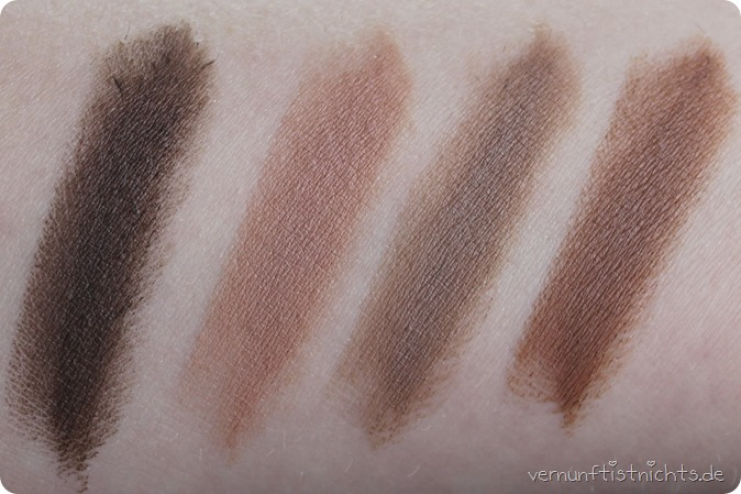 MAC ColorRocker ColourRocker LE Limited Edition Bunnybeams Evening Buzz Digging It Secret # Cold Hard Cash Gritty Girl Mud Wrestler Feeling Fizzy Lipstick Lippenstift Review Swatches Tragebilder 12