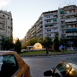 3. Thessaloniki at dusk