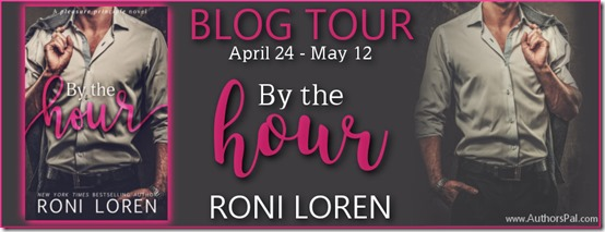 By the Hour Tour Banner