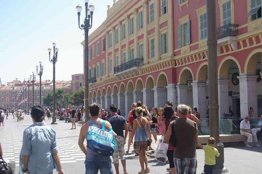 Nice (place Masséna)