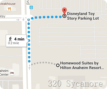 homewood suites anaheim shuttle