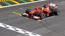 Fernando Alonso finishes 3rd for Ferrari