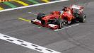 Fernando Alonso finishes 3rd for Ferrari