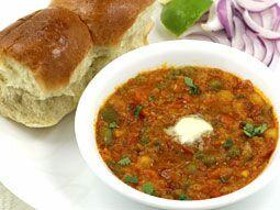 पाव भाजी बनाने की विधि | Pav Bhaji Recipe in Hindi |bread-buns-spicy-bhaji recipe
