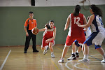 NBA - San Blas Alicante Juvenil F