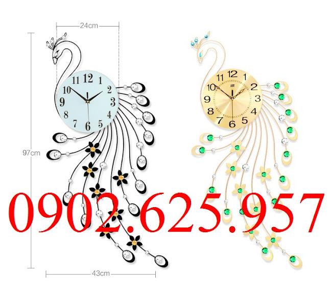 Đồng hồ treo tường JJT S307 DTTB008