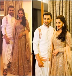 Sania Mirza-Sister-Wedding-Outfits-Mystylespots5