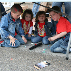 Trobades d'Escoles Valencianes a Castalla al juny de 2008