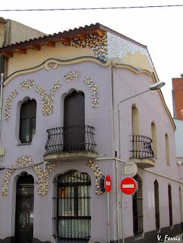 Casa palaus barcelona modernista - Casa modernista barcelona ...