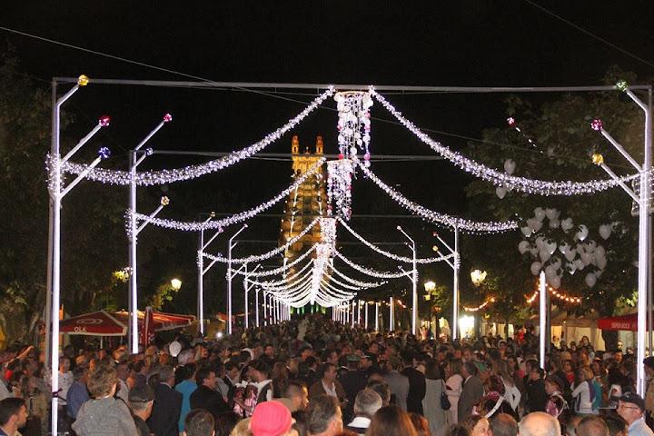 Fotos da abertura das Festa em Honra de Nossa Senhora dos Remédios - Lamego - 2015