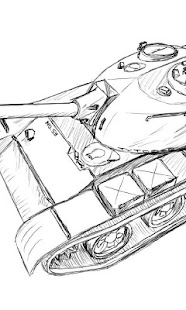 Wallpapers Battle tank 59WZ120 - náhled