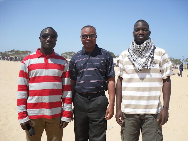 Frontière Lybienne