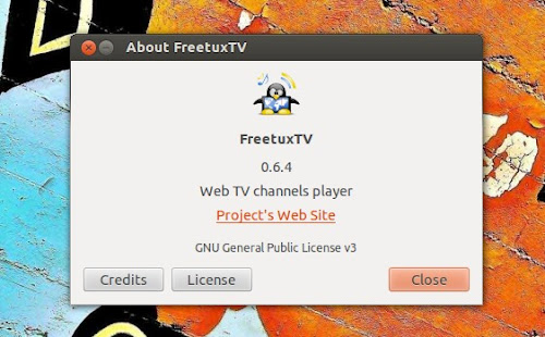 FreetuxTV su Ubuntu