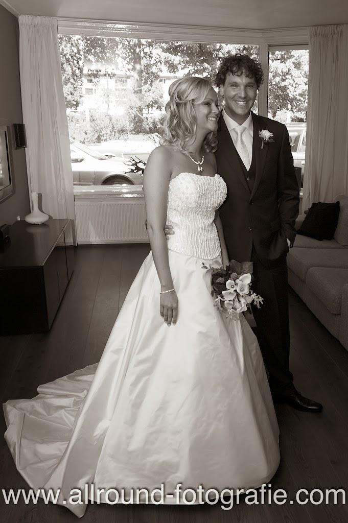 Bruidsreportage (Trouwfotograaf) - Foto van bruidspaar - 003