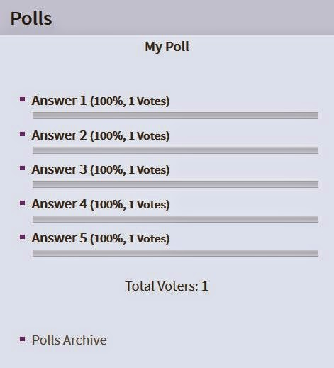 Wp Polls How To Fix Wrong Results In Multiple Answers Poll