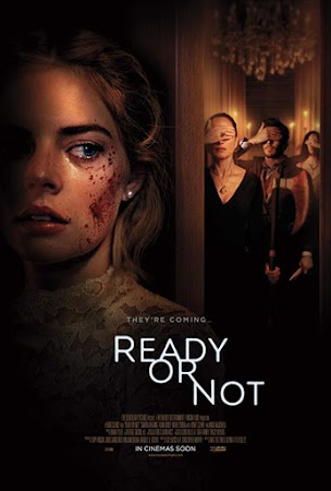 Poster Of Free Download Ready or Not 2019 300MB Full Movie Hindi Dubbed 720P Bluray HD HEVC Small Size Pc Movie Only At worldfree4u.com