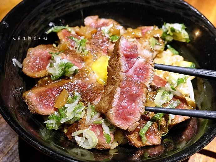 28 美國牛肉 牛丼 一鷺炭火燒鳥