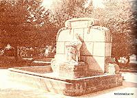 Candelario Salamanca grupo escultorico del Parque