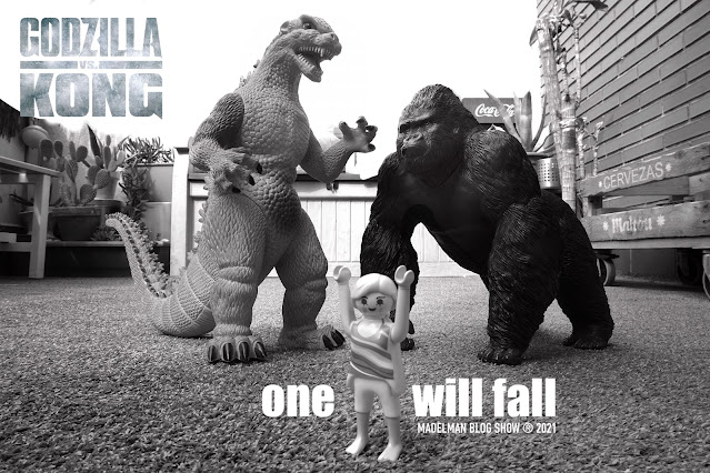 Godzilla vs Kong: One will fall