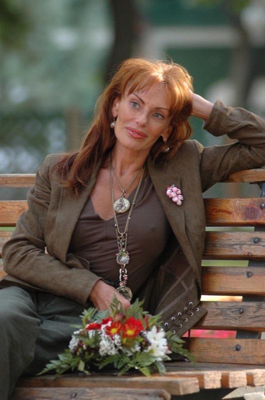 ПОнаровская Ирина. Певица