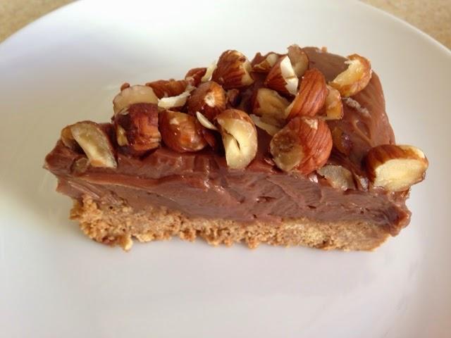 ... toasted hazelnut no bake chocolate hazelnut cheesecake recipe yummly