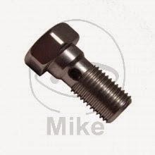 Hohlschraube Bremsleitung M10x1 für 320mm Umbau