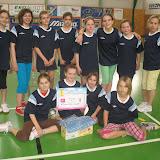 Preventan Cup 2012, okresní finále dívek