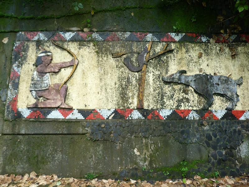 Puli  en passant , entre autres, par les villages de l ethnie Bunum de Loloko et Dili. J 10 - P1170184.JPG