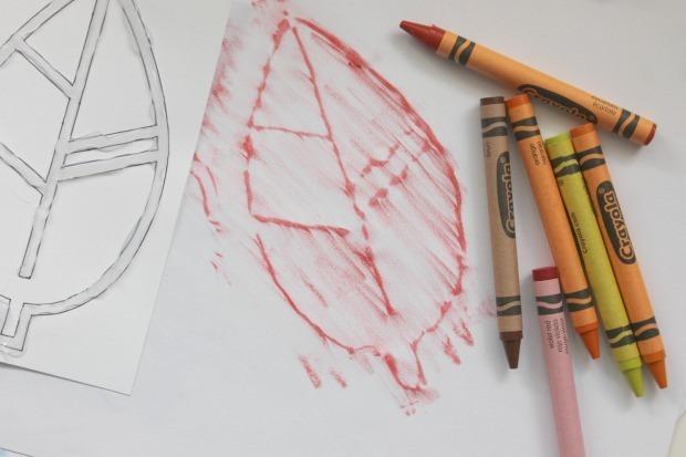 crayon rubbing 6
