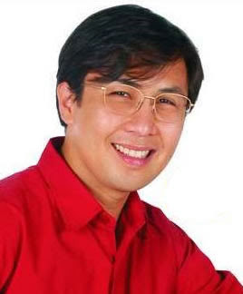 "John Carlos ""JC"" G. de los Reyes: Senatorial candidate of Ang Kapatiran Party"