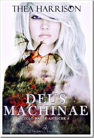 Deus Machinae cover