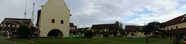 Foto Foto Museum LaGaligo Makassar
