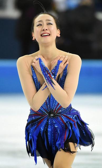 浅田真央選手の最高の演技に感動。一方、日本のマスコミのオリンピックや森元首相発言巡る報道には本当に嫌気が差す