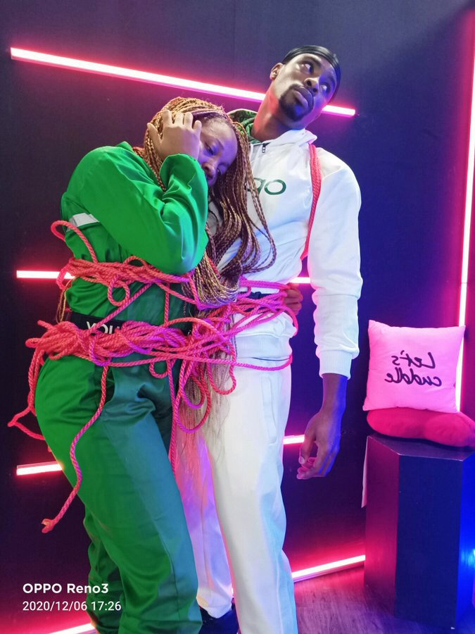 The Big Brother Naija Lockdown Season 5 housemates