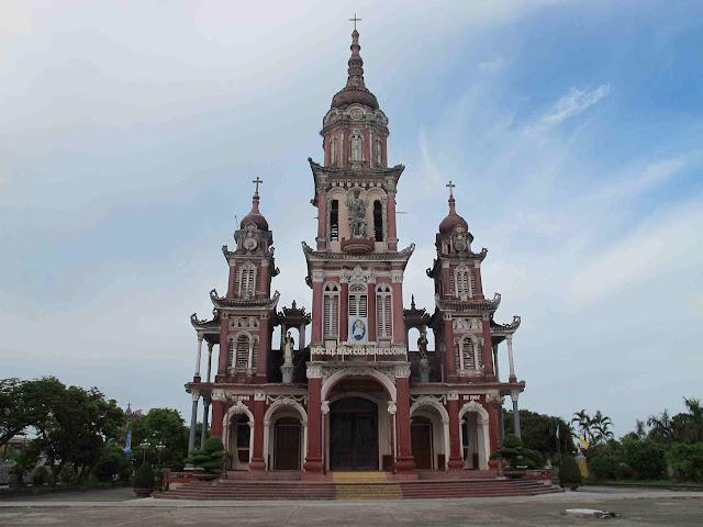 HĐGDĐMVN hành hương về nguồn: Đền thánh Ninh Cường