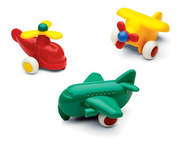 Bộ sưu tập Máy bay nhỏ Viking Toys V1114