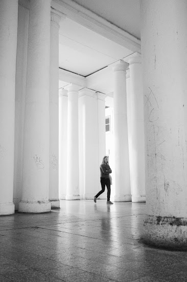 Columns, Prague