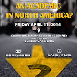 How to Become an Academic in North America April 11, 2014