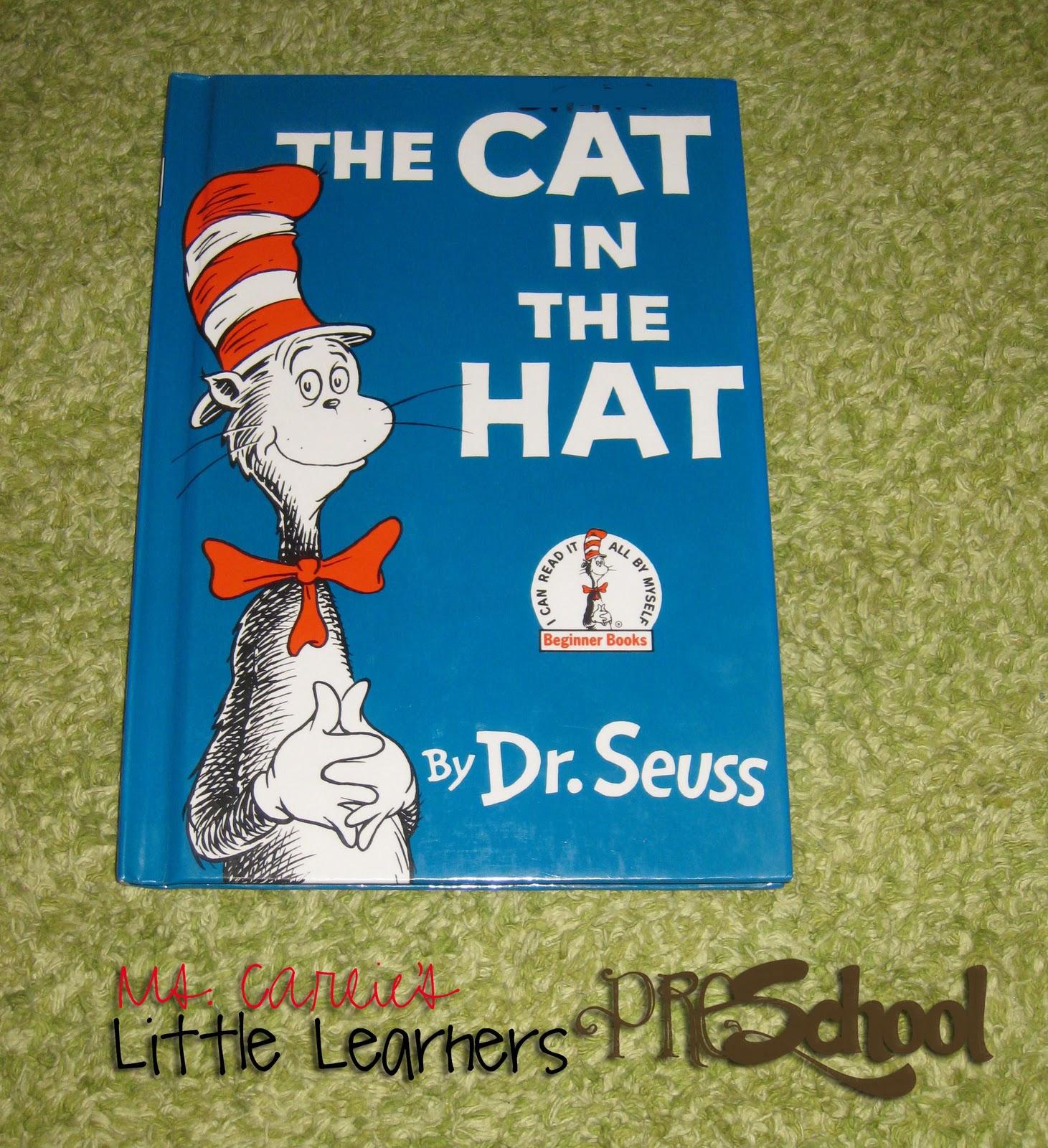 Ms. Carlie\'s Little Learners Preschool: {march: week one}